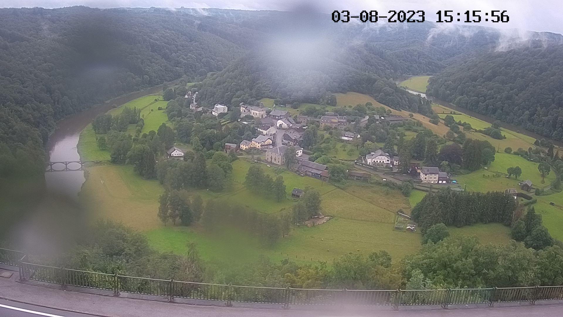 webcam beeld Bouillon -  m
